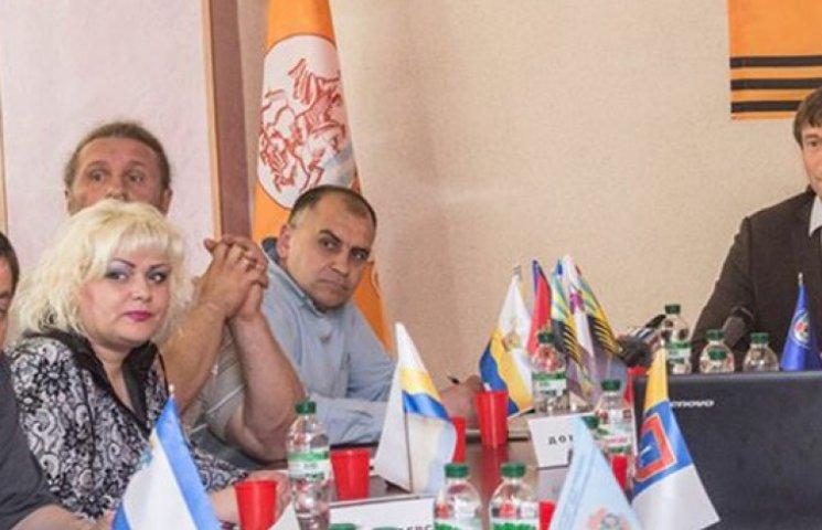 Сепаратисты Донбасса хотят превратить Украину в Новороссию