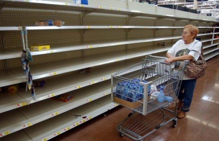 В Донецке могут опустеть магазины