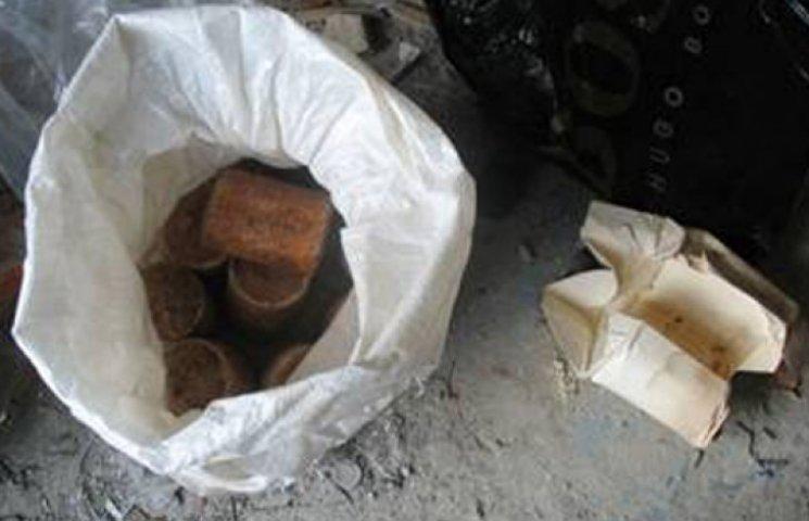 В Тернополе СБУ изъяла 9 кг тротила