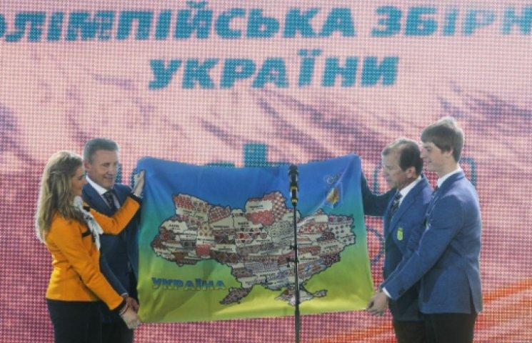 Украинские спортсмены получили 3,5 млн гривен