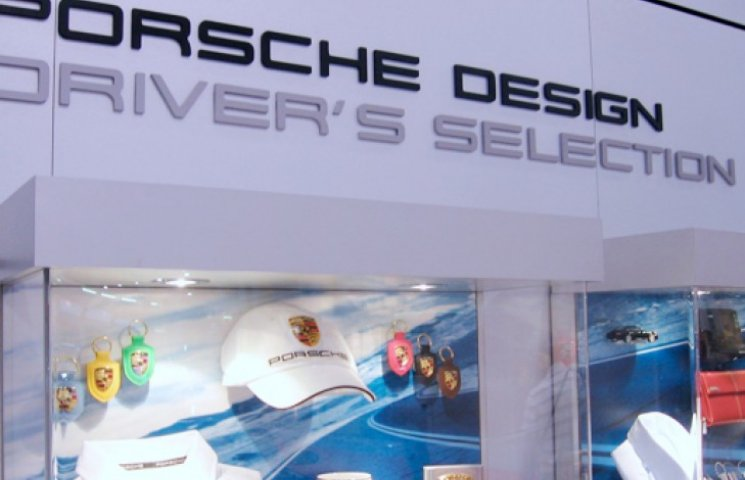Porsche открыл интернет-магазин оригинальных аксессуаров