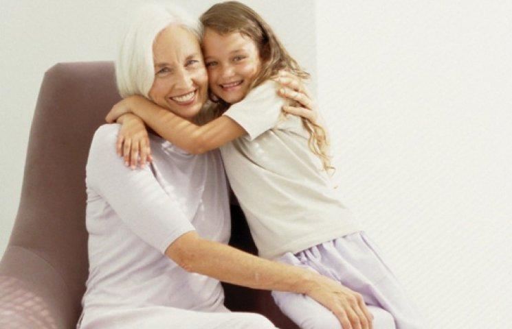 Дети, которых воспитывают бабушки, чаще болеют