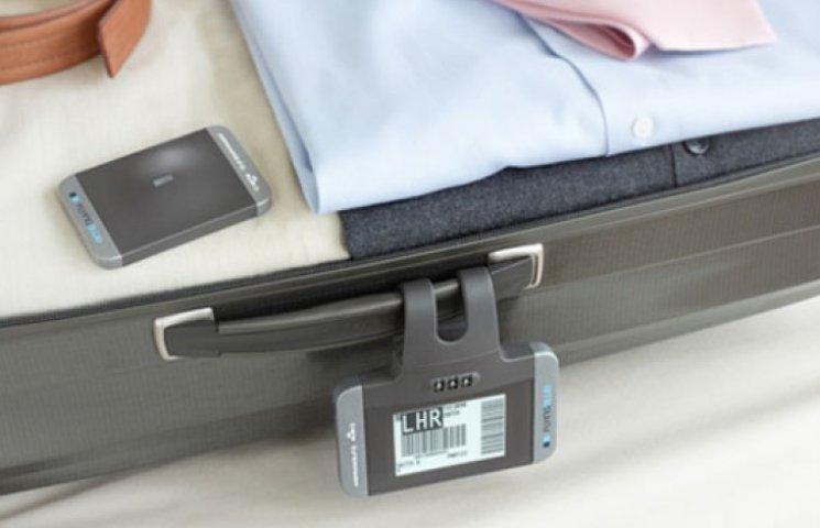 «Умная» бирка поможет отследить передвижение багажа через смартфон
