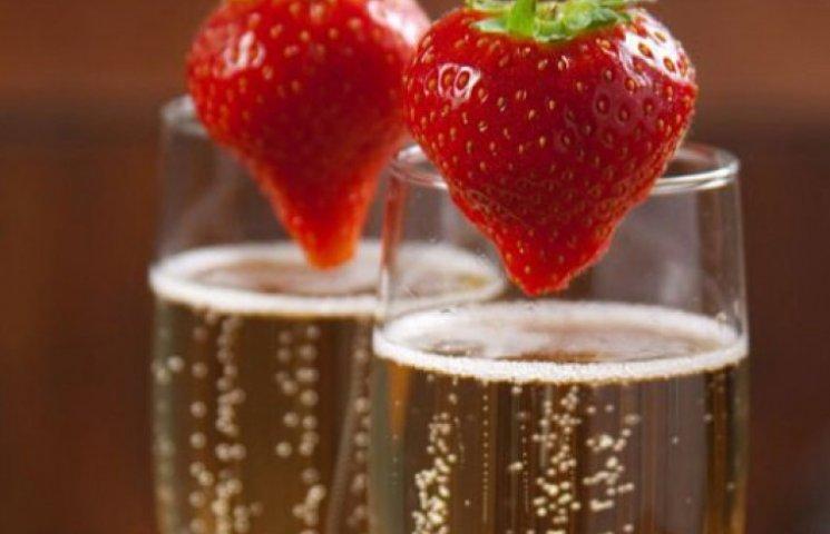 Во Львове открылась первая в Украине Шампанерия