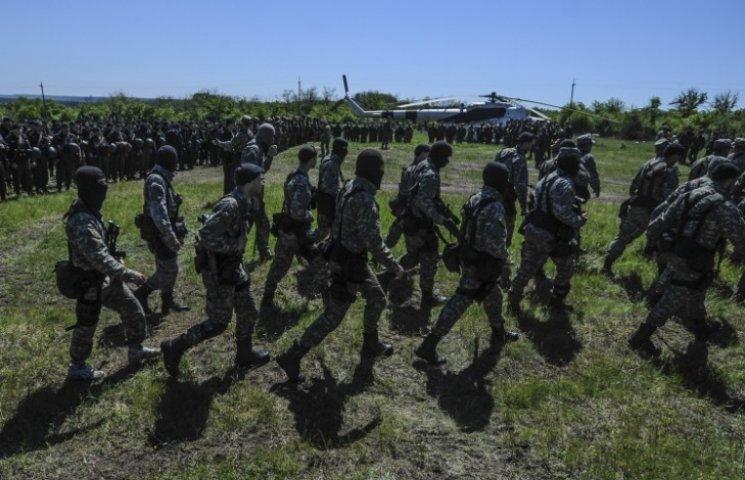 Солдаты-срочники не принимают участие в АТО – Минобороны