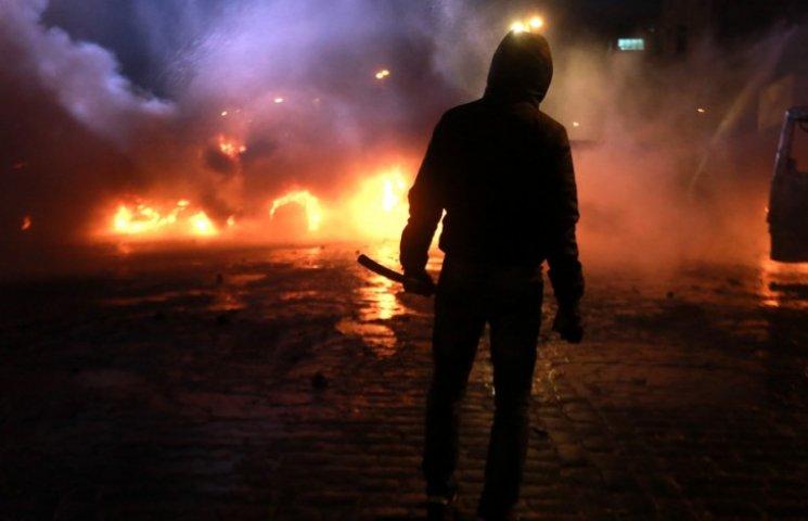 Напавшие на украинский  батальон террористы разбежались, бросив оружие