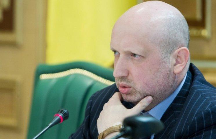 Турчинов: На Донбассе – экономическая катастрофа