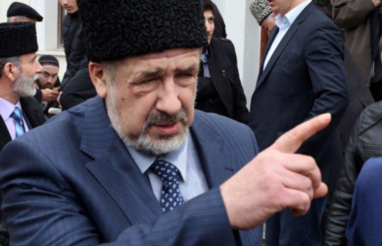 В Крыму меджлис заявил, что  митинг 18 мая будет, несмотря на запрет
