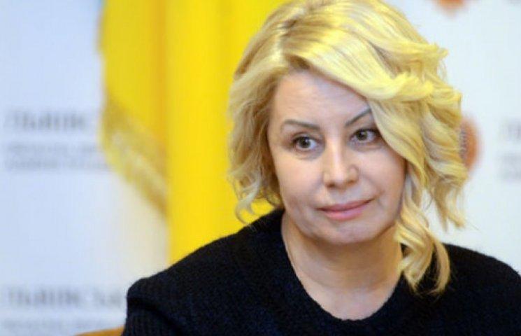 Герман рассказала о любви к плохим парням и кознях Тимошенко