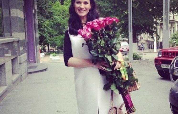 Беременная Маша Ефросинина продолжает тренироваться