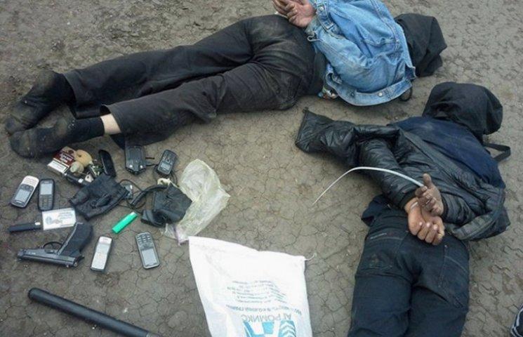 Славянск завален трупами террористов
