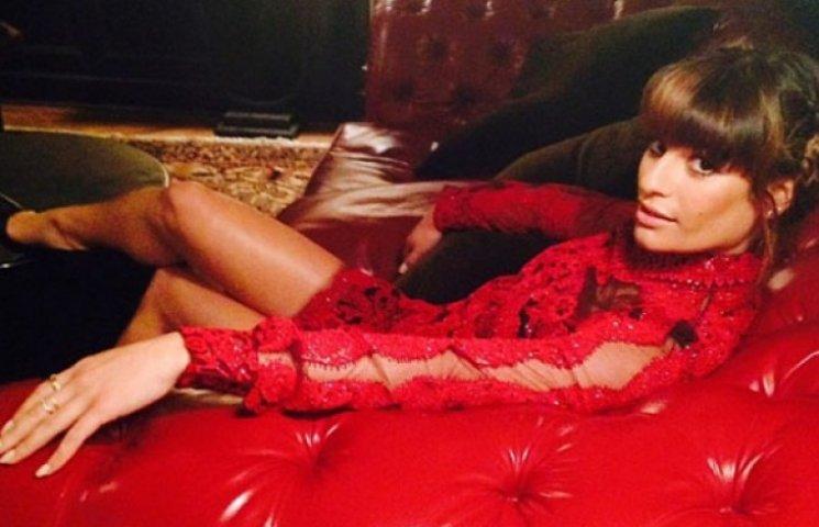 Лиа Мишель презентовала новый эротичный клип