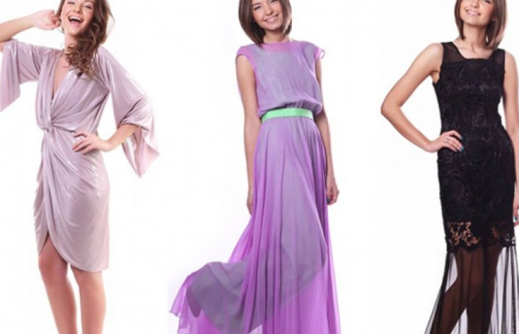 Выпускной-2014: выбираем платье