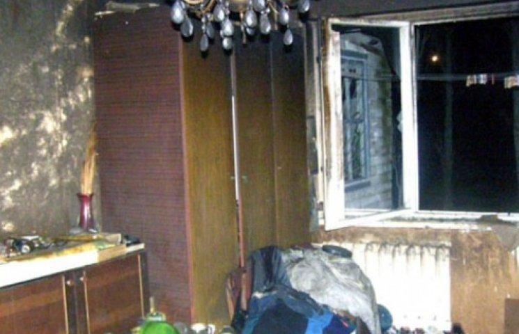 В Макеевке заживо сожгли женщину