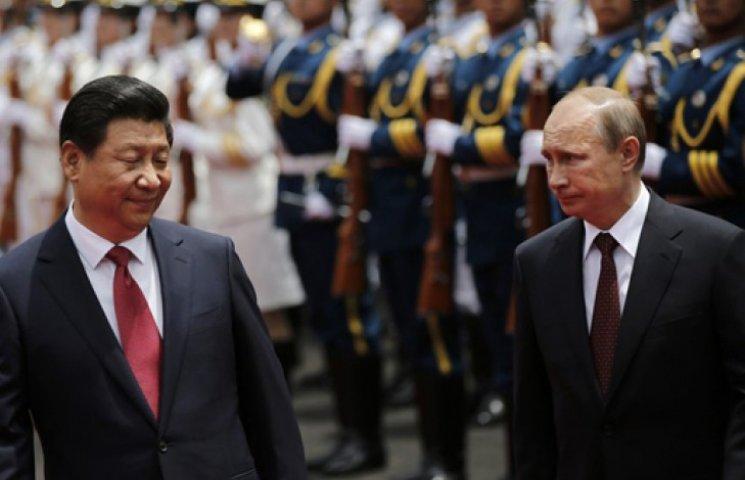 Путину не удалось продать Китаю российский газ