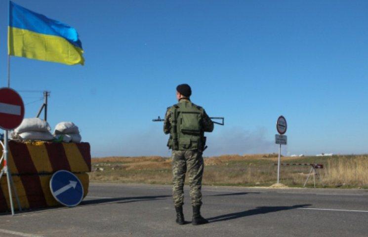 На расстоянии 10 км от границы войск РФ нет