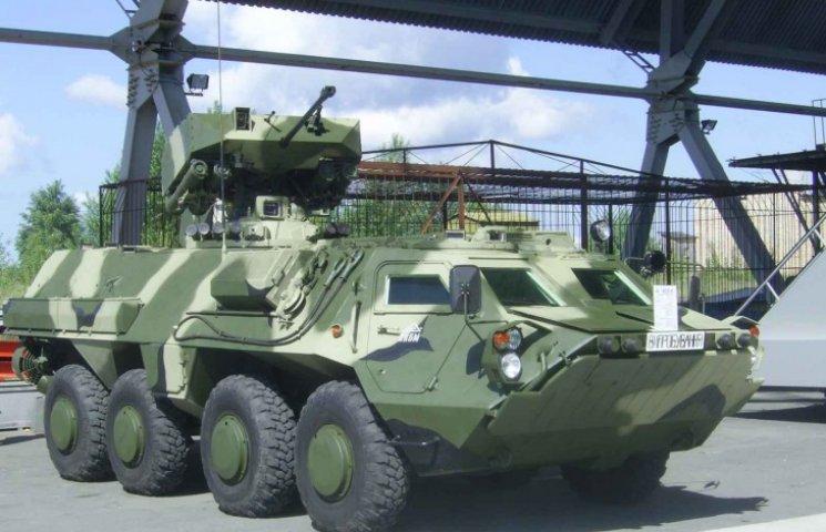 Армия и Нацгвардия получат 200 новых БТРов