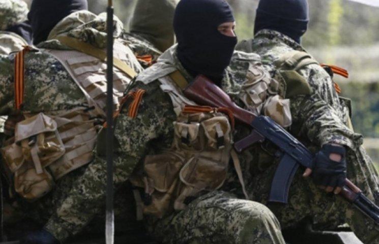 Террористы отрезали Горловку и Енакиево от Донецка