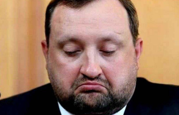На Арбузова завели дело за растрату 125 млн из госбюджета