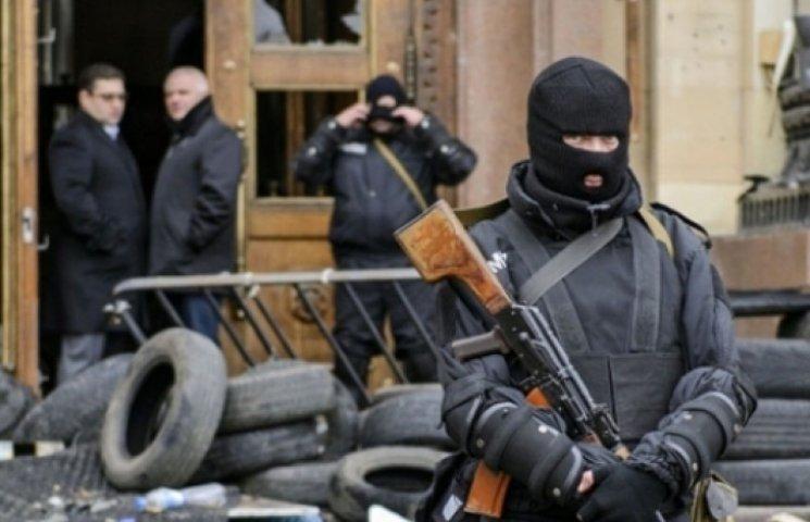 Террористы захватили почти половину избиркомов на Донбассе