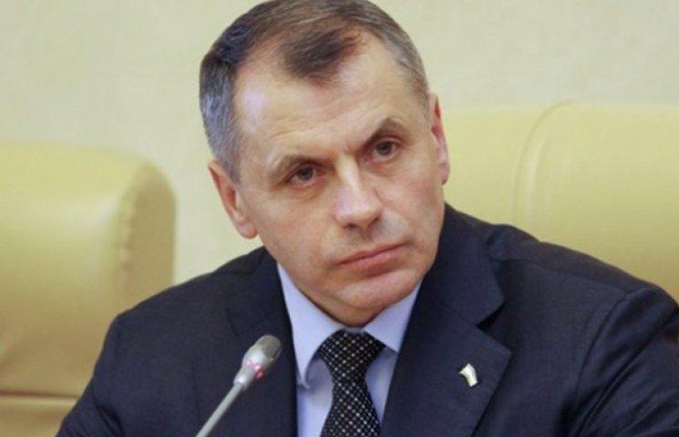 Крымский спикер получил по голове за желание снять татарского вице-премьера