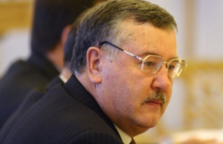 Генпрокуратура занялась Гриценко – Тягнибок