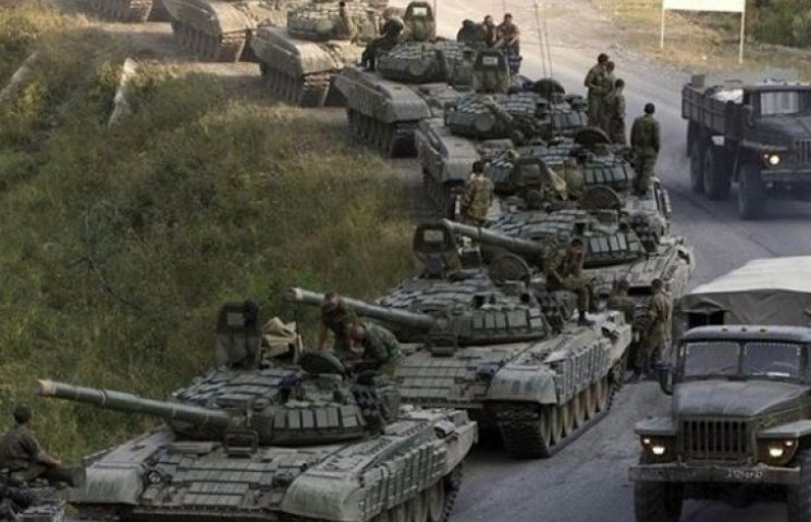 РФ не дала Украине убедиться в отводе войск о границы