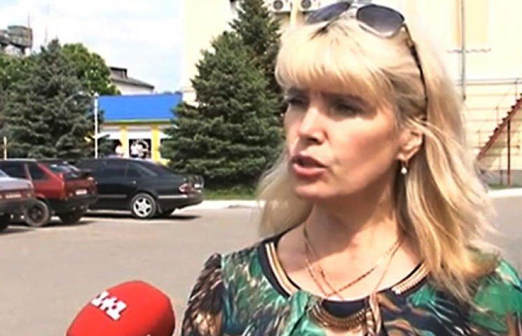 На Луганщине сорвали планы сепаратистов - Веригина