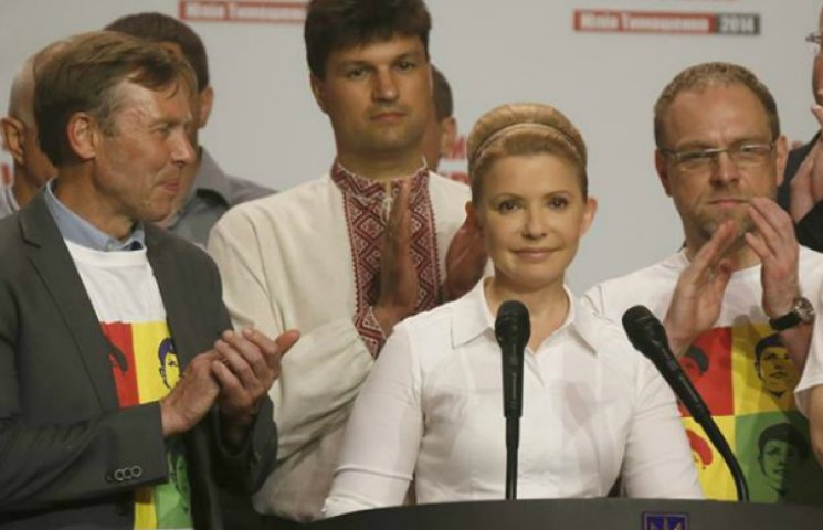 Тимошенко так и не дождалась звонка Турчинова