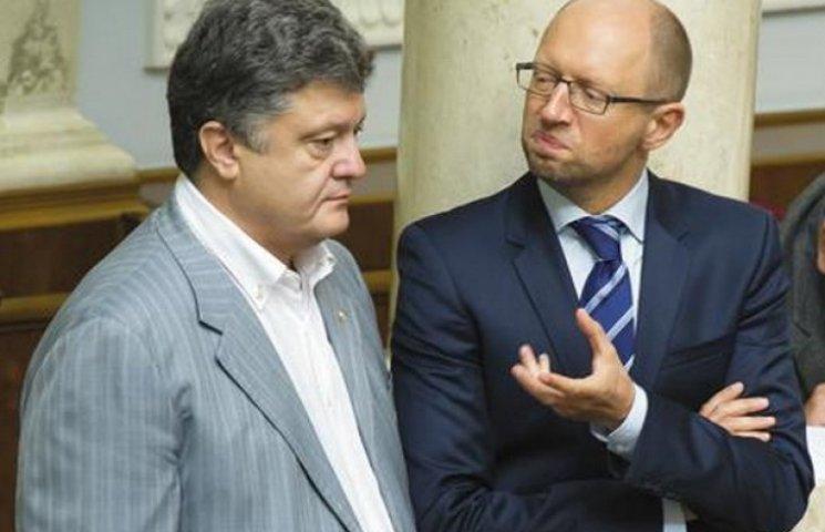 Порошенко: Яценюк останется премьер-министром