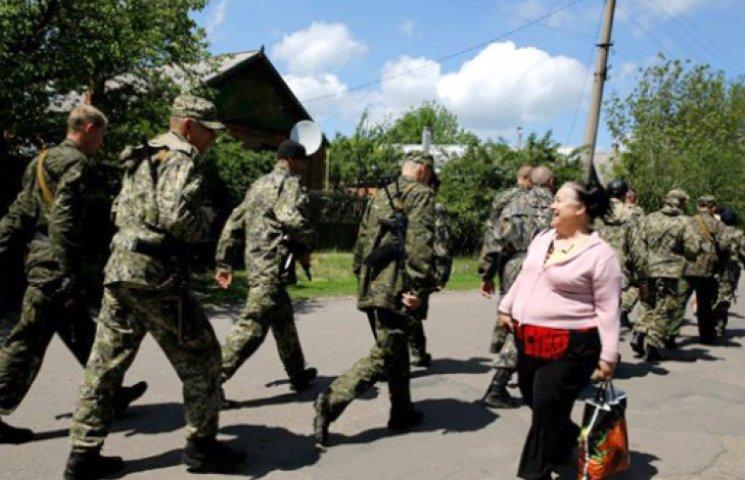 Боевики ЛНР отправились на помощь донецким террористам