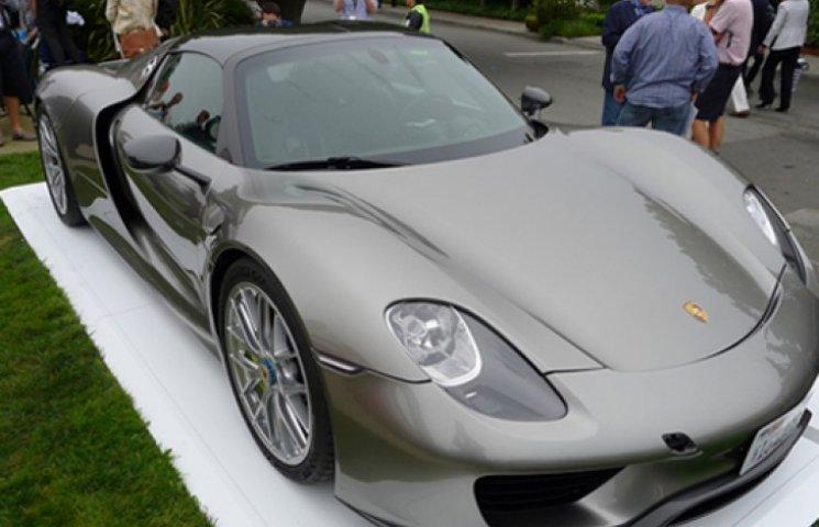 Porsche выпустит автомобиль «для бедных»
