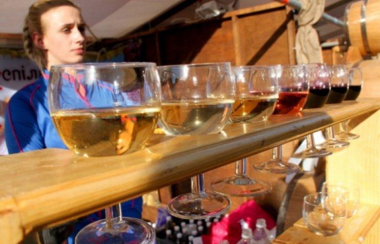 В Ровно впервые пройдет Всеукраинский фестиваль сыра и вина