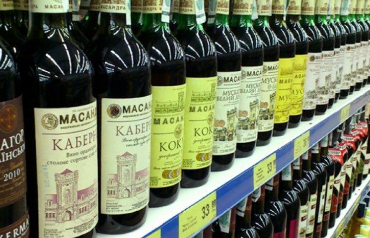 Россия не признает «Массандру» вином