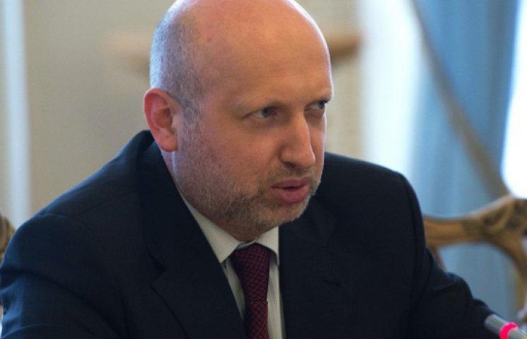 Турчинов поздравил Порошенко и Кличко: подсчитаны все бюллетени