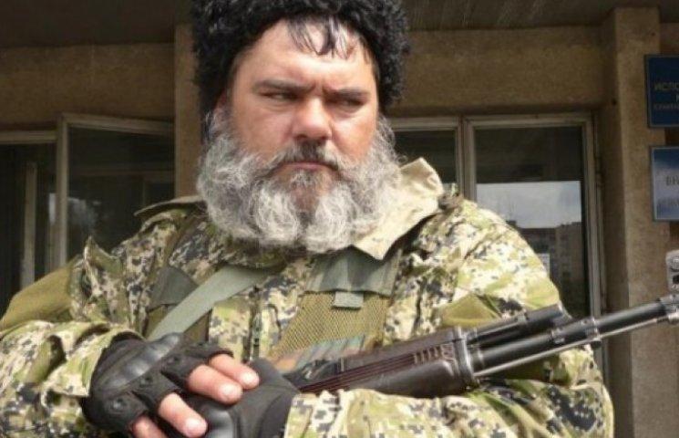 Террорист Бабай на видео угрожает убить Порошенко
