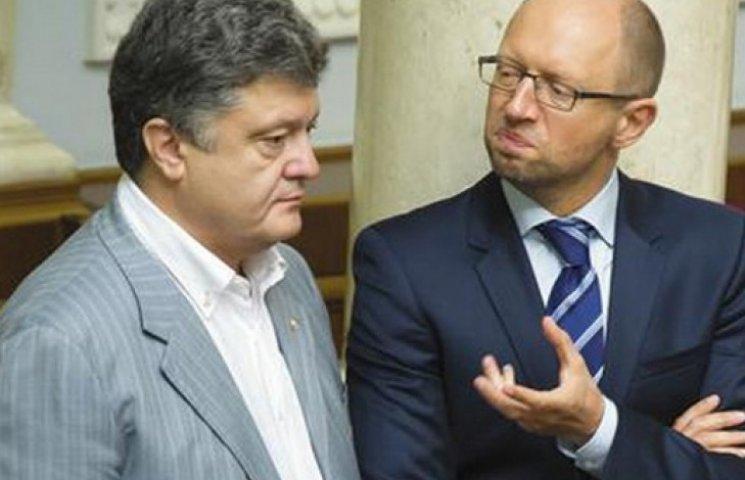 Луценко рассказал, как Порошенко хотел подкупить Тимошенко