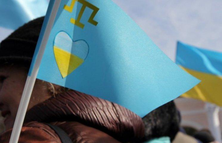 Гимн Украины перевели на крымскотатарский язык