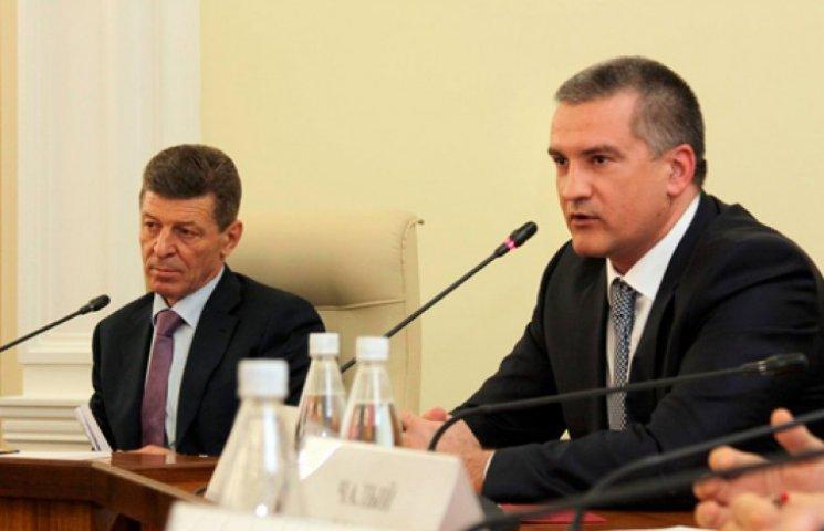 Из-за АТО на востоке Украины «Гоблин» приказал усиленно охранять Крым