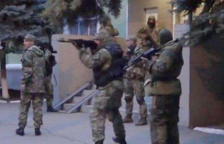 Славянск удерживают снайперы и минеры - СБУ