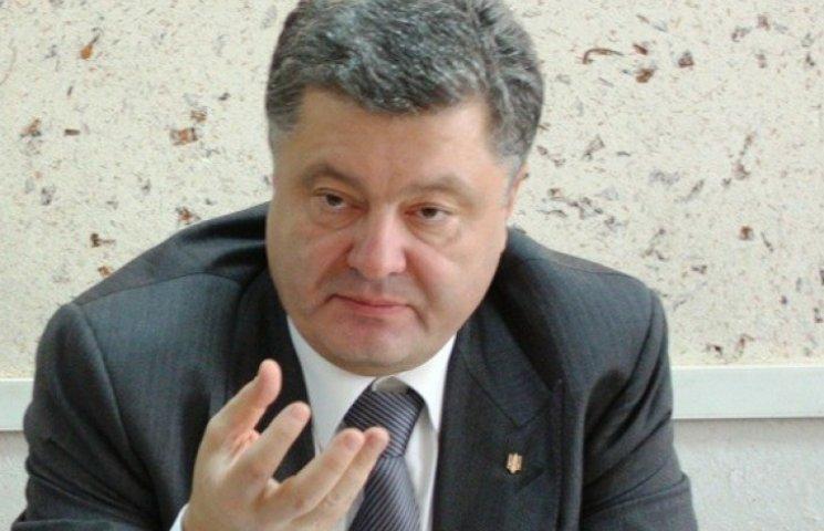 Порошенко в Одессе устроил пиар на крови