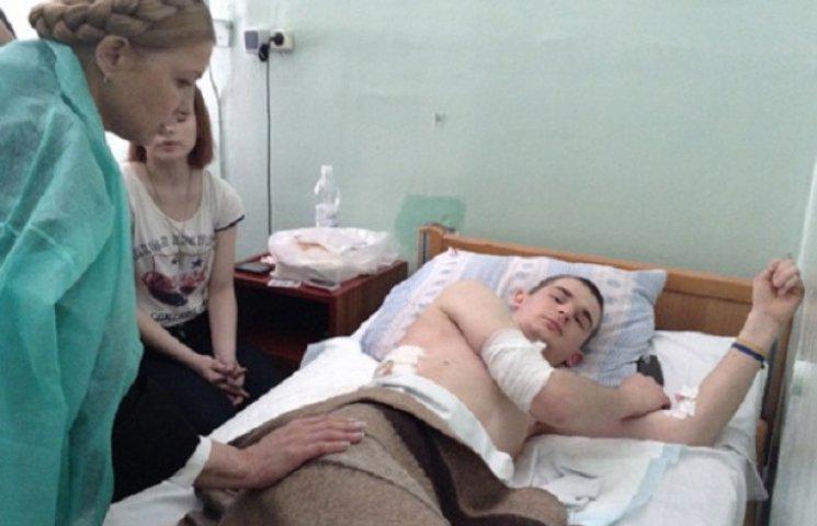Тимошенко отправилась в Одессу по пятам Порошенко