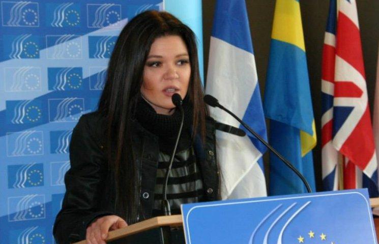 Руслана: Путин насилует Украину