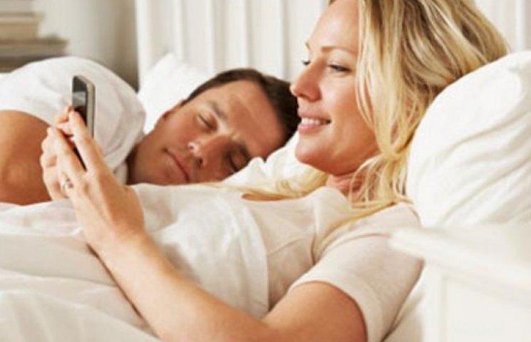 Смартфон в постели опасен для здоровья