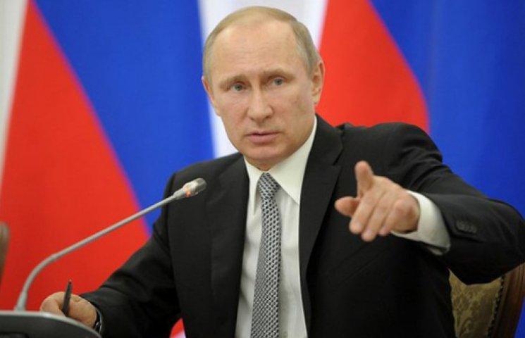 За год украинцы в два раза больше возненавидели Путина – опрос
