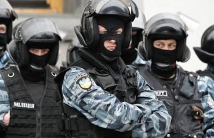 С террористами на востоке воюют бывшие беркутовцы