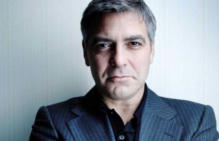 Джордж Клуни переезжает к невесте