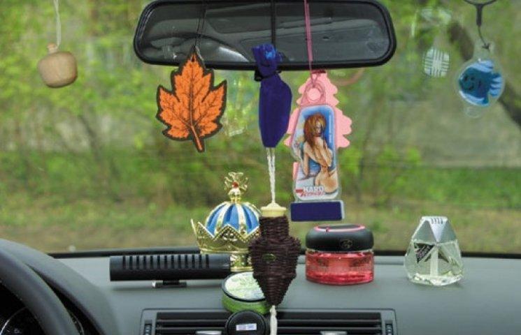 Освежители воздуха в авто вызывают рак