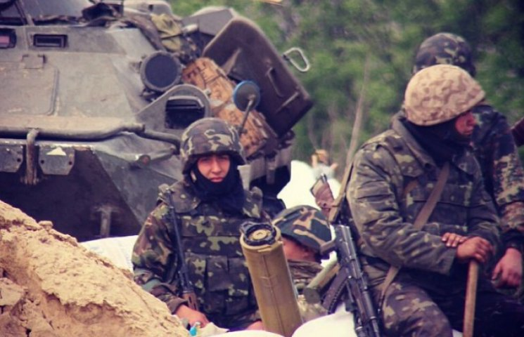 Зачистка Славянска: большая группа террористов готовит прорыв