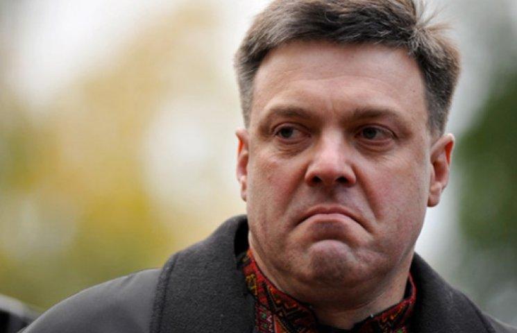 Тягнибок был боевиком Корчинского в чеченской войне – российские следователи